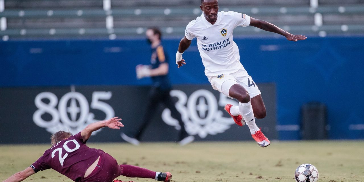 LA Galaxy II striker Williams aiming to keep scoring momentum