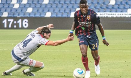 Augustus Kargbo sets Serie B promotion with Reggio Audace a target