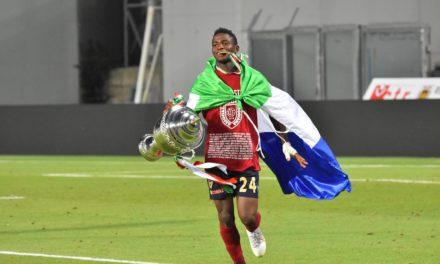 Augustus Kargbo speaks of goal & promotion delight