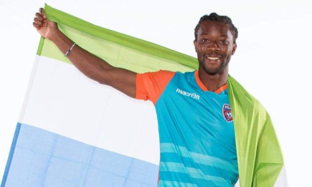 Sierra Leone's Michael Lahoud retires from football aged 33