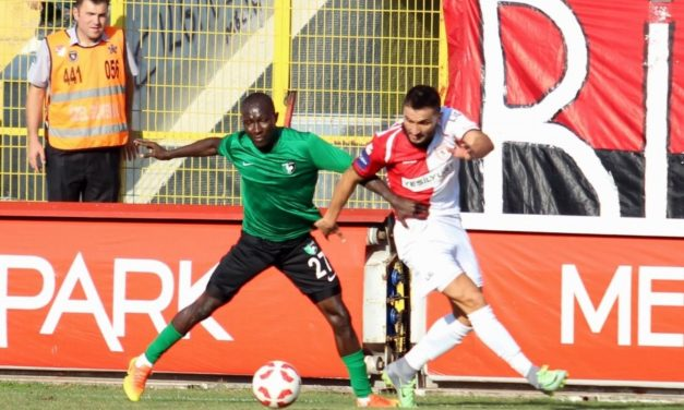 NSÍ Runavík part ways with Alfred Sankoh by mutual consent