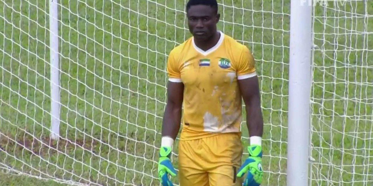 Solomon Zombo Morris retires from international football