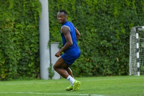 Dynamo Kyiv striker Kargbo Jnr joins Olimpik Donetsk on loan