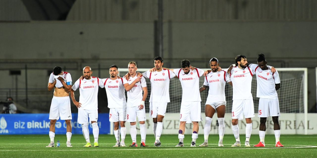 Kamara's Keshla bow out of Europa after penalty shoot out