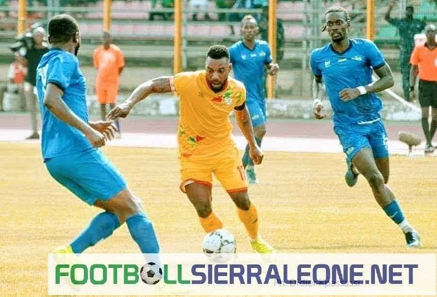 Nigeria, Sierra Leone Afcon double-header set for November