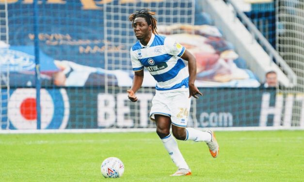 Right-back Osman Kakay signs new four-year QPR's deal