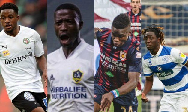 Debutants: Williams, Kargbo, Wright in S/Leone squad for Mauritania test