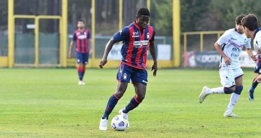 FC Crotone squad numbers announced as Augustus Kargbo gets No 24