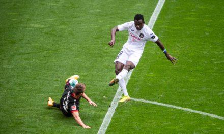 Mustapha Bundu features in Anderlecht, Leverkusen friendly