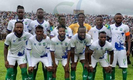 Sierra Leone line up Mauritania friendly in Nouakchott