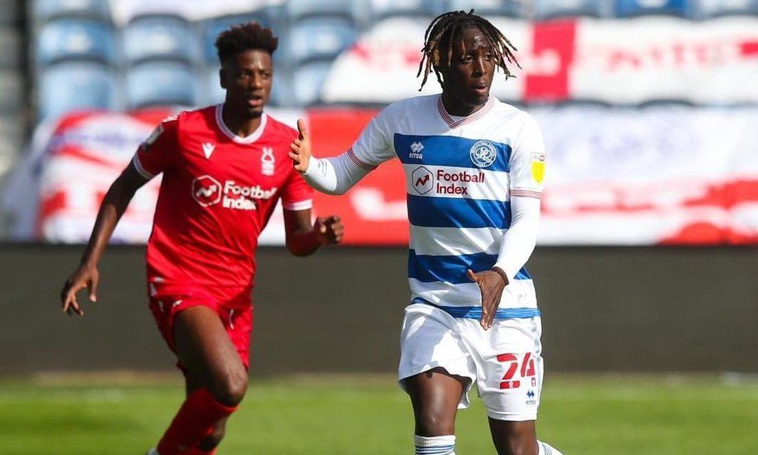 Osman Kakay wins September Player of the Month award