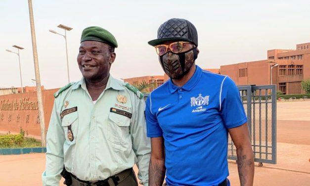 Sierra Leone's skipper Umaru Bangura gets Covid-19 all-clear