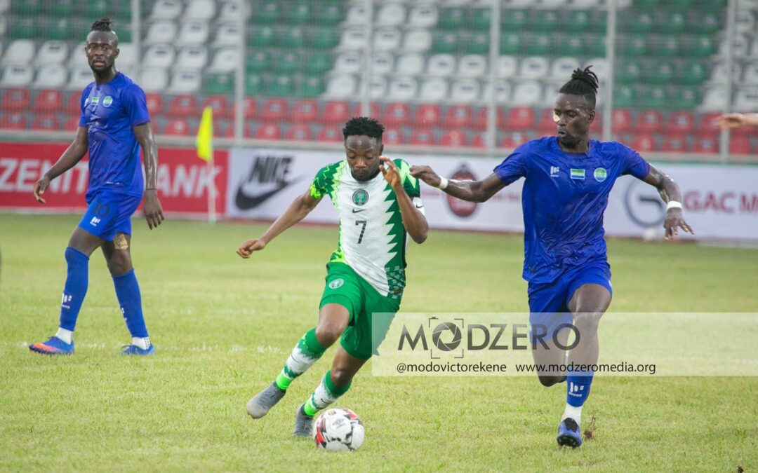 Sierra Leone must not be complacent in Nigeria rematch