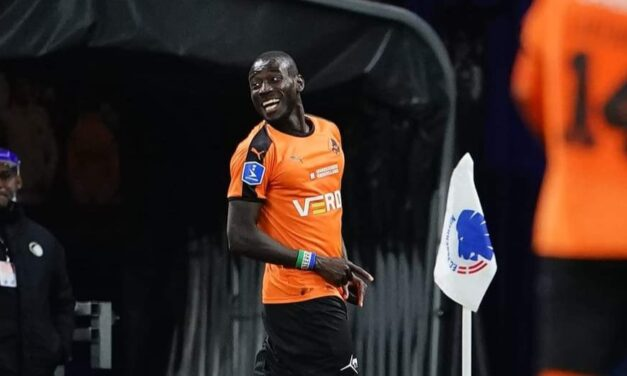 Alhaji Kamara nets winner in Randers win over Copenhagen