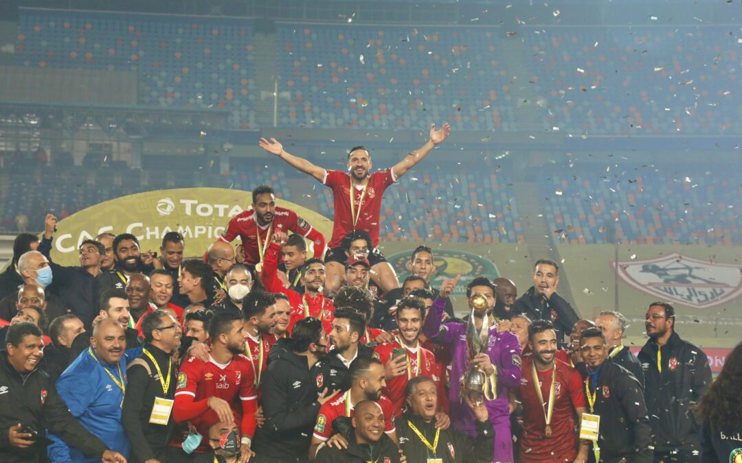 Recap: Mohamed Magdy nets Al Ahly's winner in all-Egypt final