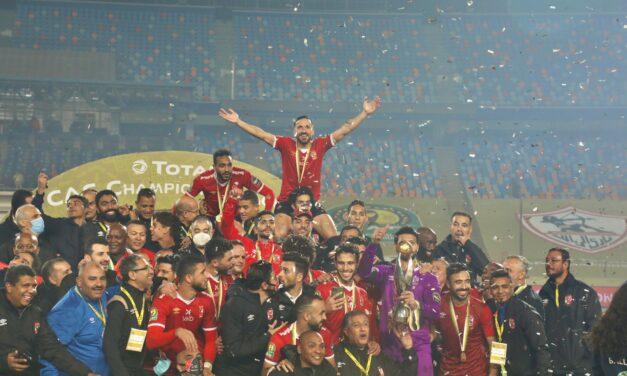 Recap: Mohamed Magdy nets Al Ahly's winner in all-Egypt final