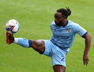 Fankaty Dabo makes 50th Coventry City appearance