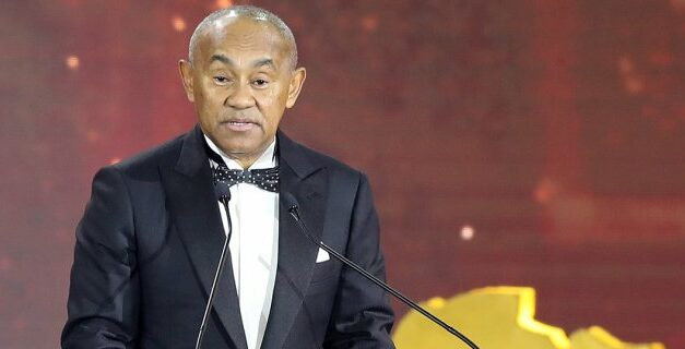 Fifa boots CAF president Ahmad Ahmad with five-year ban