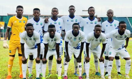 Shooting Stars set for holders Senegal in Wafu U20 opener