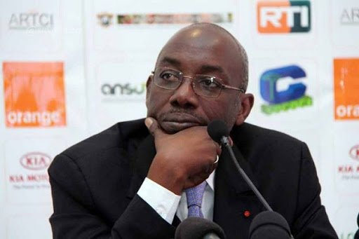 Ivorian FA boss Augustin Sidy dies from Covid-19