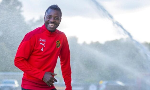 Defender Ishmael Koroma over the moon with Ettan Norra achievement