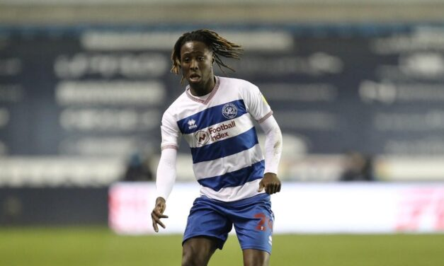 Osman Kakay returns to QPR training after a month out