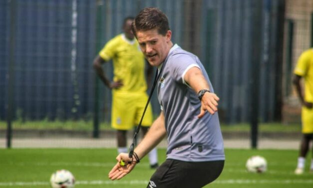 Ex-Sierra Leone coach McKinstry happy with Uganda's CHAN preparation