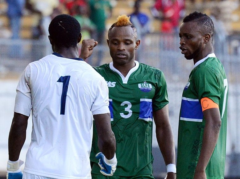 Gabon 2017: Massive boost for Leone Stars as key players arrive in camp
