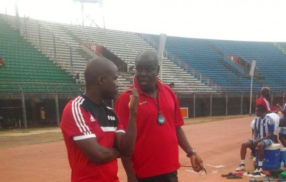 Leone Stars coach Sellas Tetteh positive of victory over Sudan