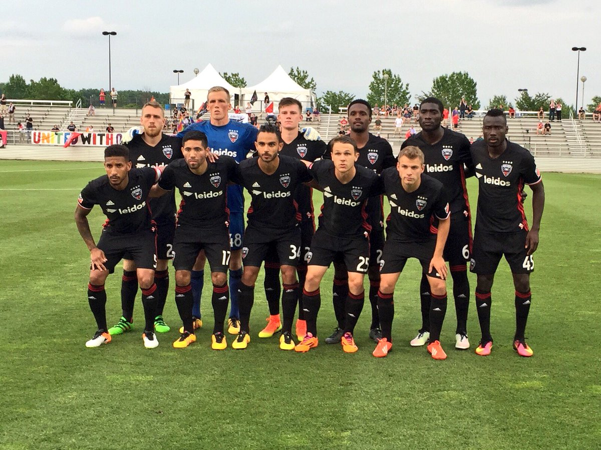 MLS Soccer: DC United prevail in battle of Kamaras