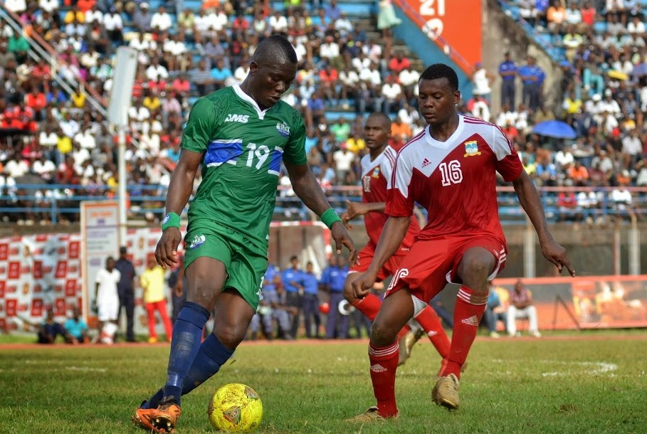 GAIS terminate striker Teteh Bangura's contract