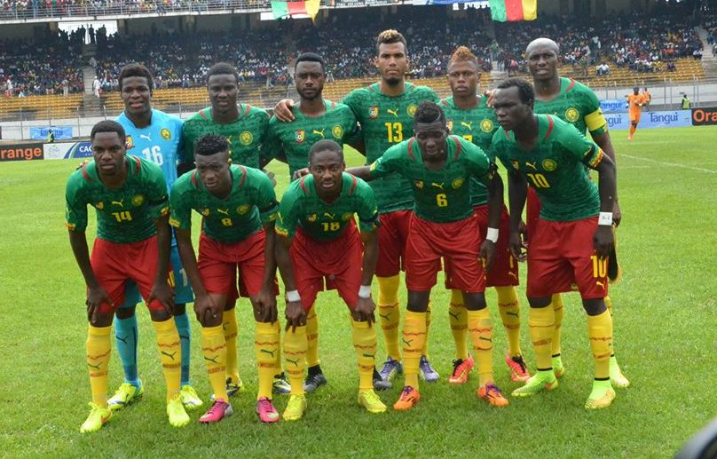 Cameroon will be in Pot 3 for 2018 World Cup draws