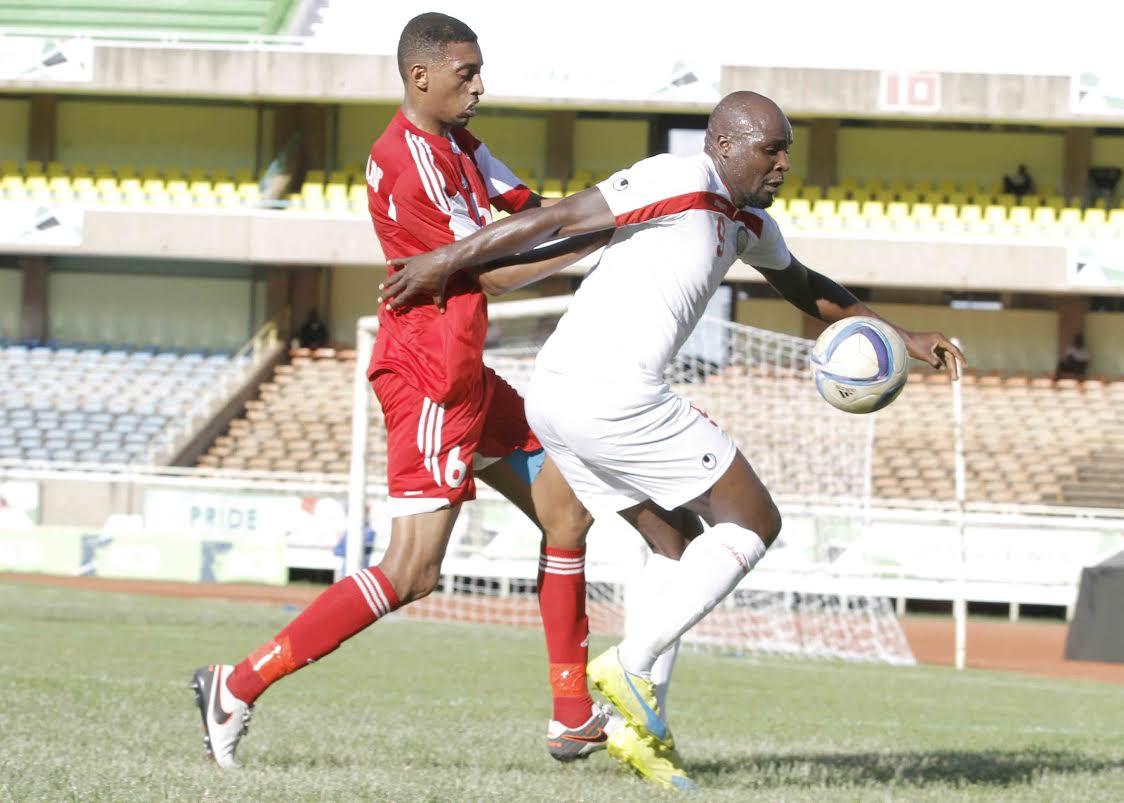AFCON 2017 friendly: Kenya held by Sudan 1-1 at home