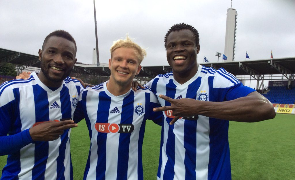 Kamara's Helsinki to face Piast Gliwice or IFK Göteborg in Europa League