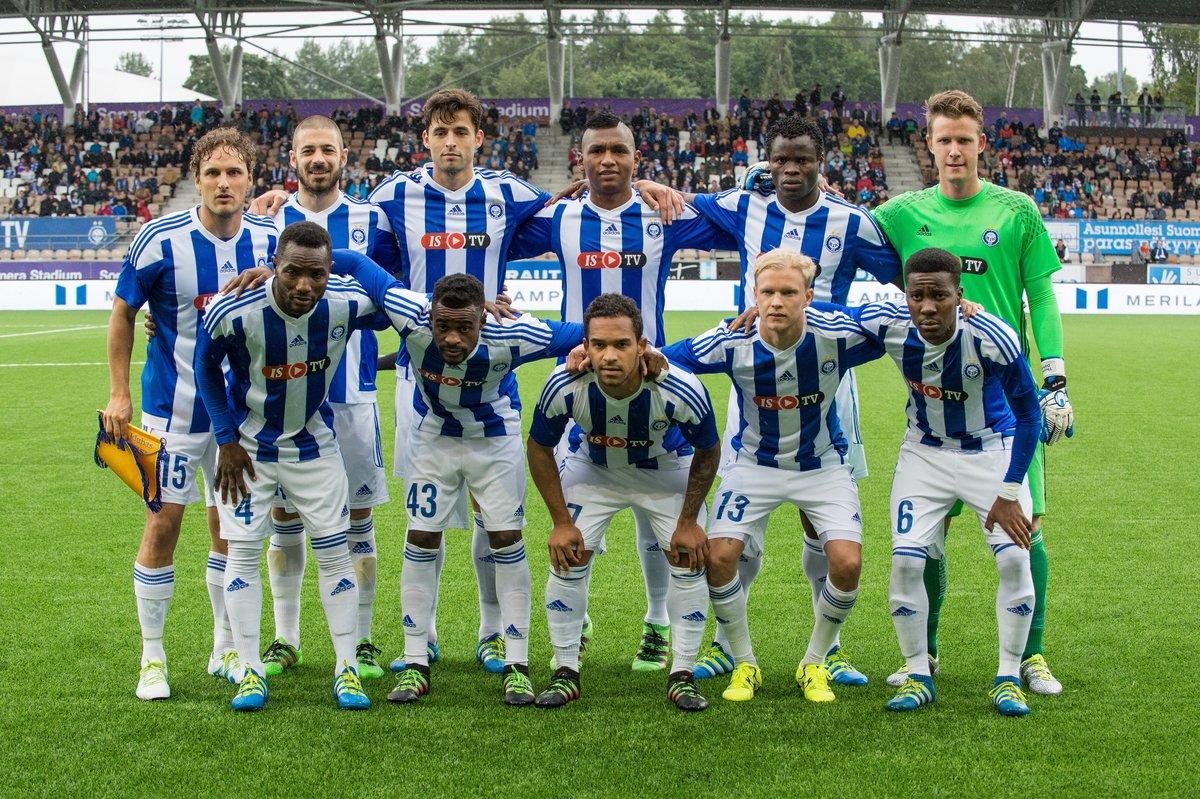 Kamara's HJK Helsinki handed Stara Zagora test