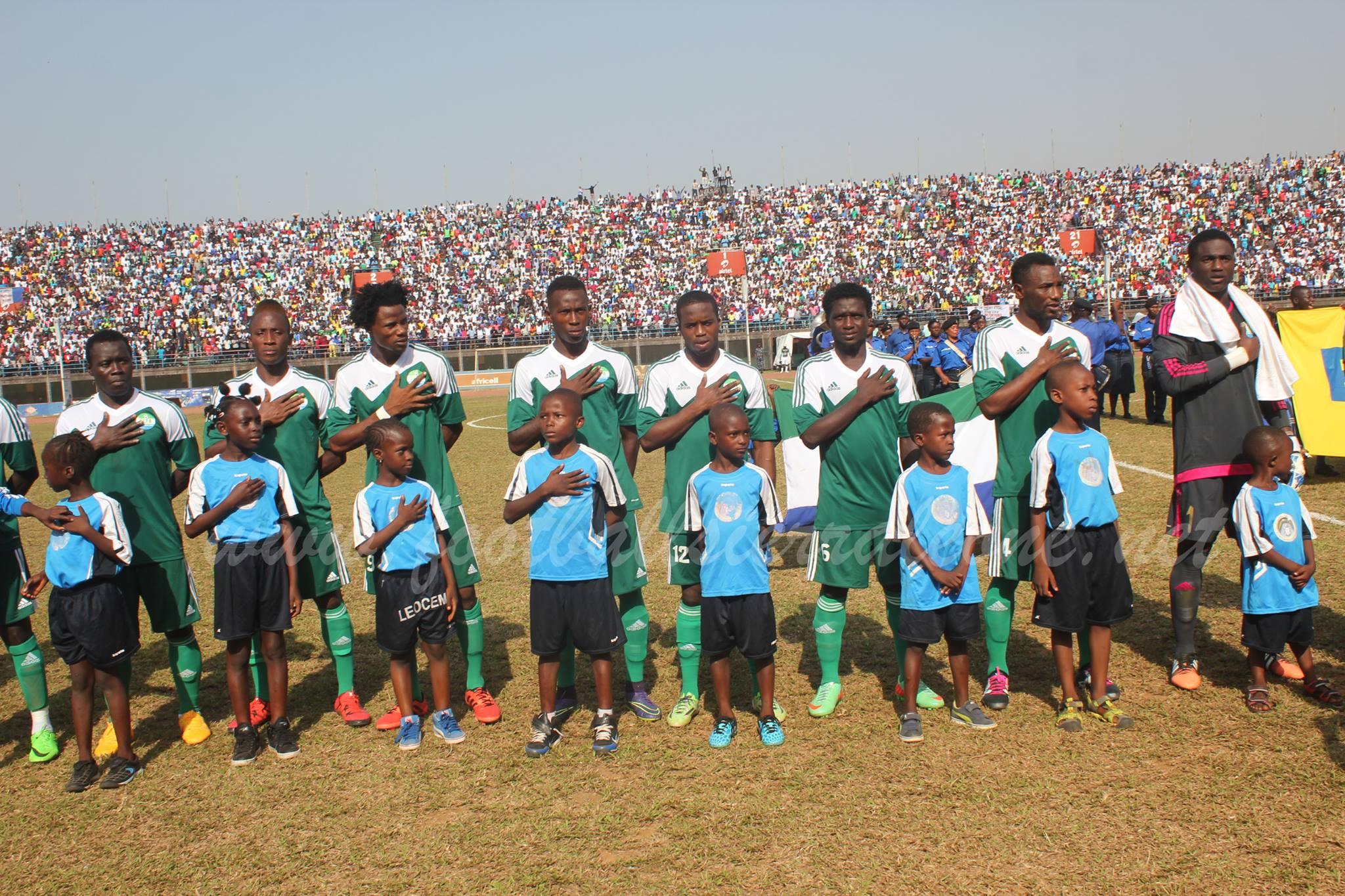 Sierra Leone setup Ghana camp for Ivory Coast decider