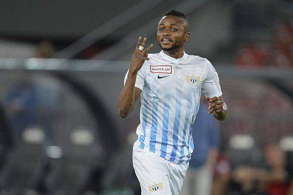 Sierra Leone skipper Bangura makes Zurich debut in victory over Xamax
