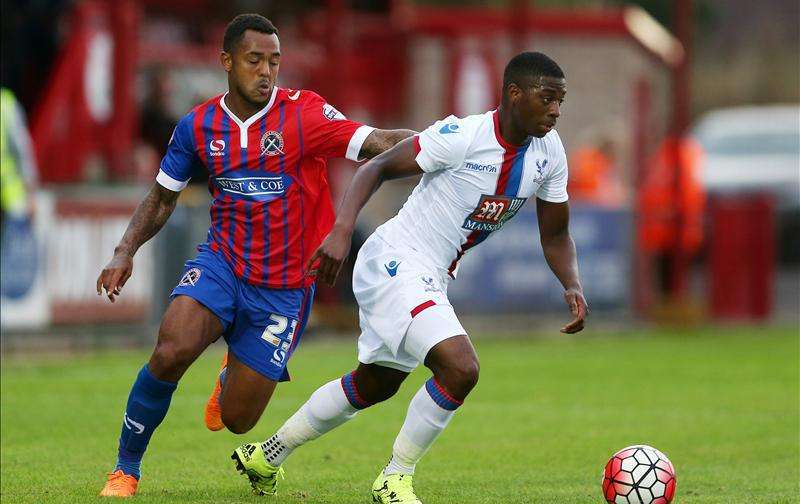 Brentford leading the chase for Palace winger Sullay Kaikai