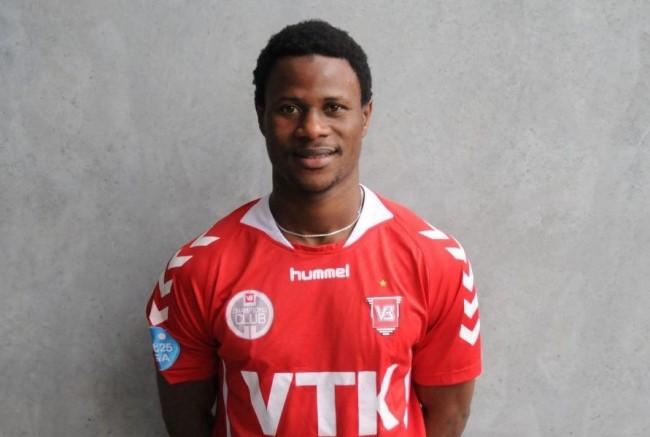 Striker Sheka Fofanah makes Vejle debut in victory over Tjæreborg IF