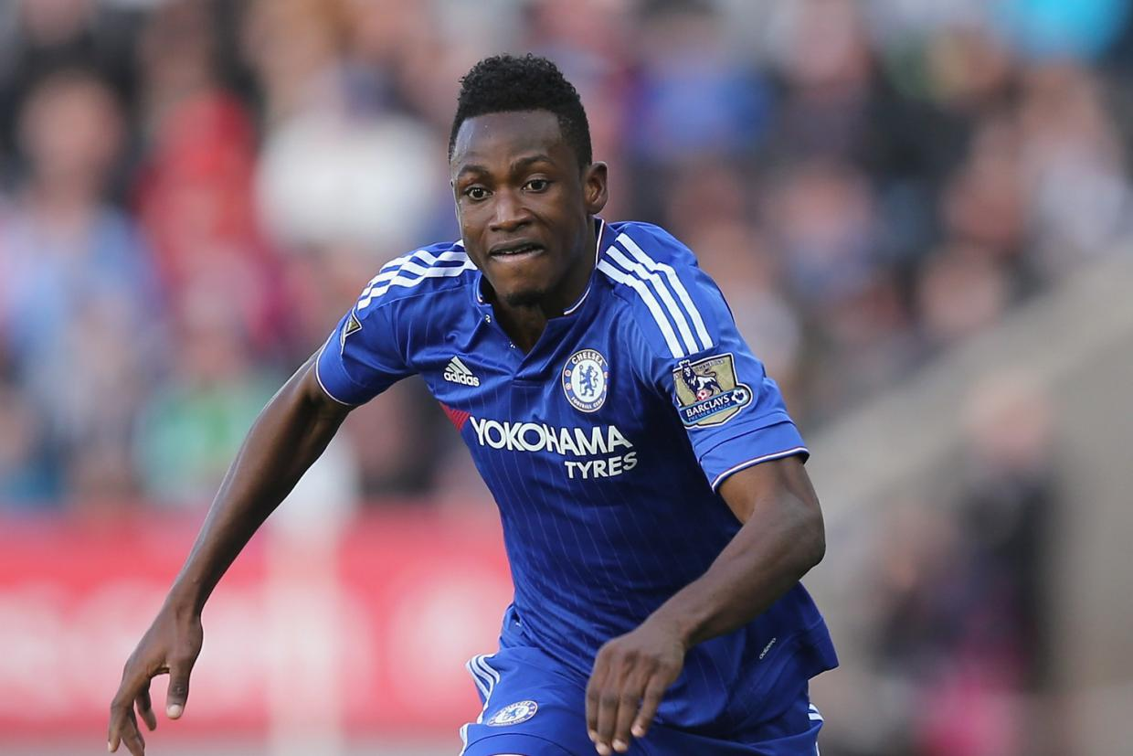 Ghana defender Baba Rahman Returns to Germany on loan