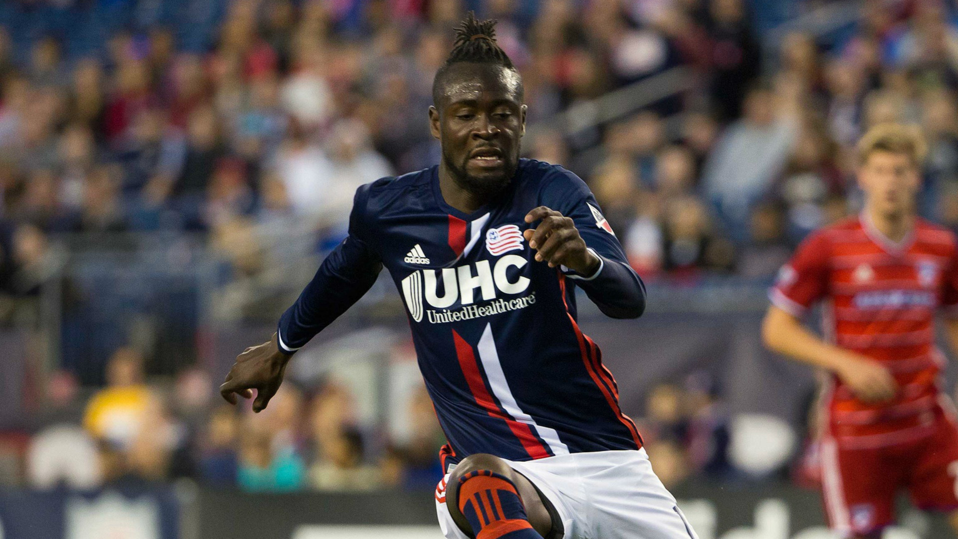 Orlando 3 Rev 1: Kei Kamara on target again for the Revs in MLS