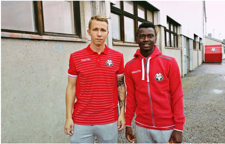 FC Jaro complete signing of Sierra Leone striker Foday Conteh