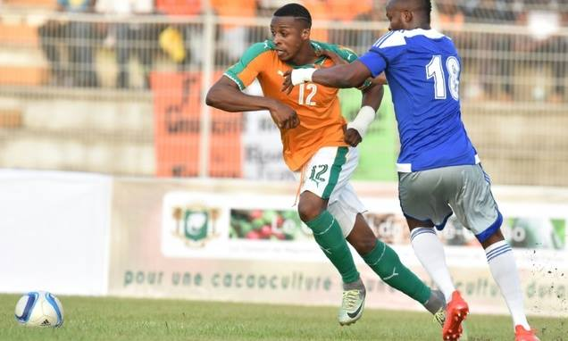 Sierra Leone down five places in September FIFA Rankings