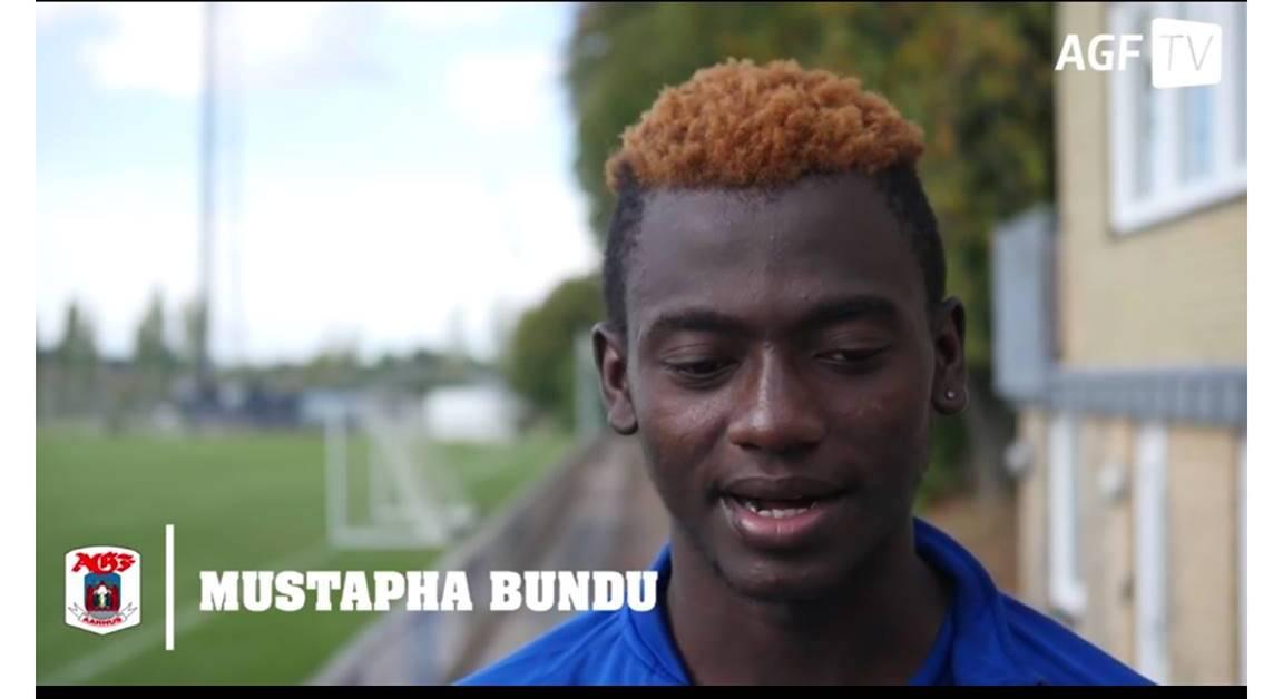 Mustapha Bundu: Striker's first interview following his loan move