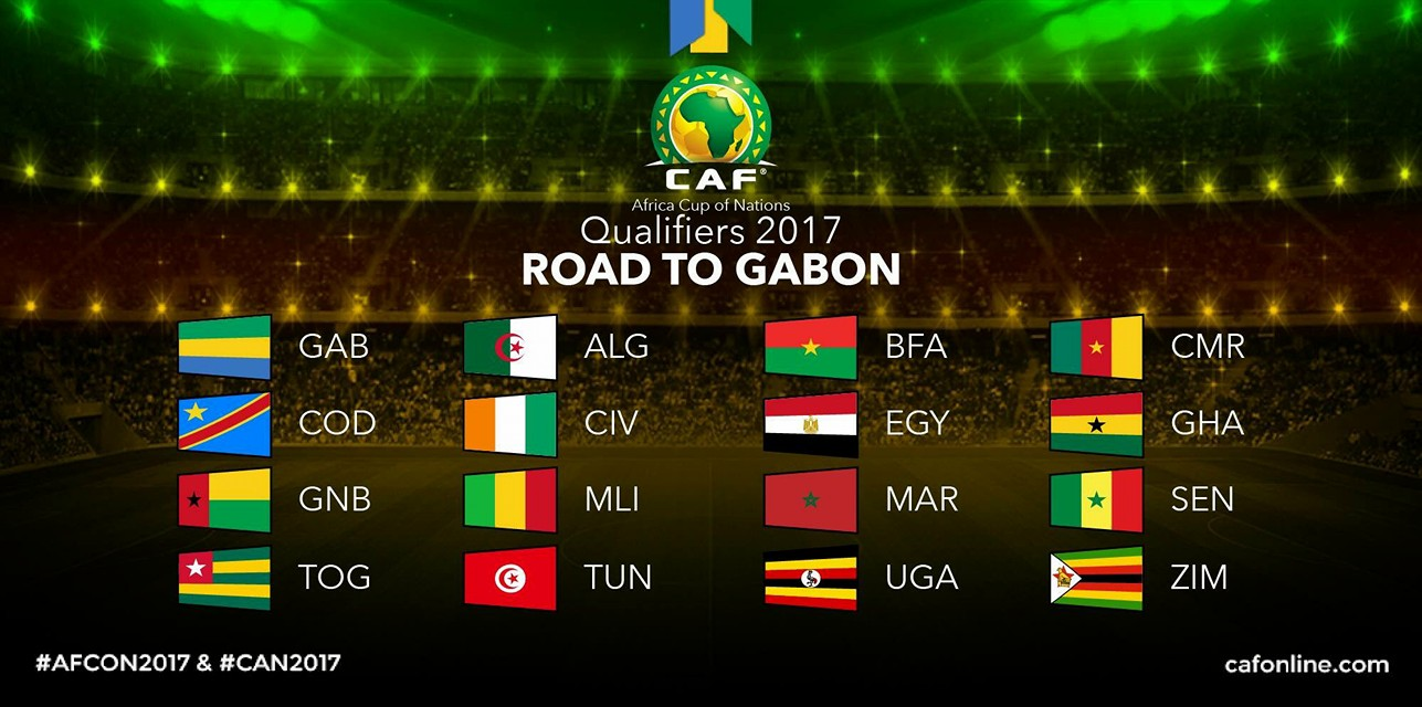 Gabon 2017: The Last 16 Nations, Uganda end 38-year wait