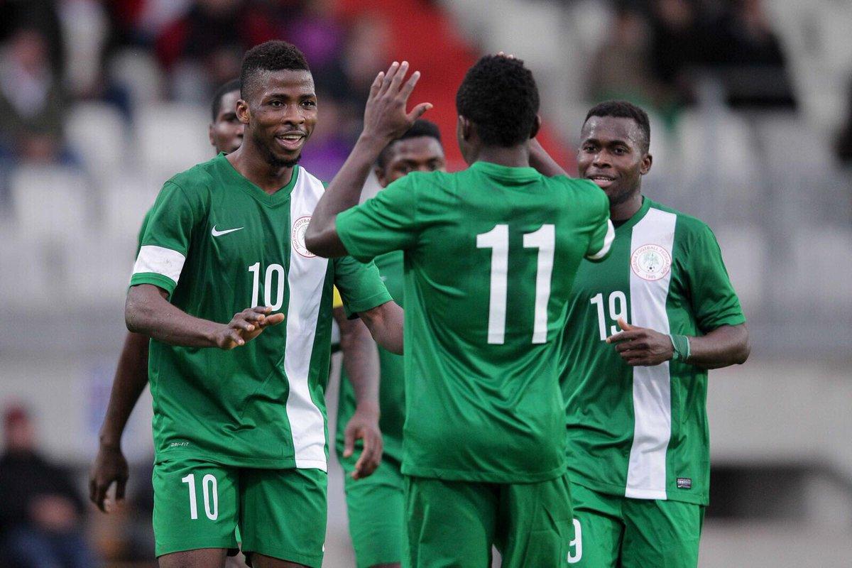 Gabon 2017 round-up: Man City's Kelechi Iheanacho gives Nigeria victory over Tanzania