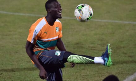 Ivorian defender Bailly set for lengthy lay-off