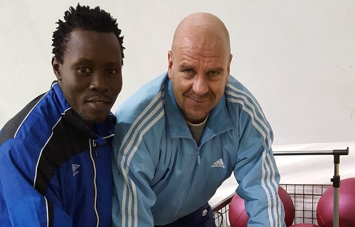 Sierra Leone midfielder Sesay signs new one-year deal with OPS