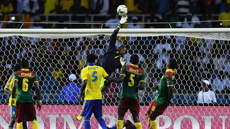 Group A: Cameroon, Burkina Faso into Nations Cup quarter-finals, hosts Gabon out
