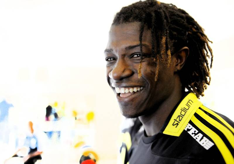 Sierra Leone striker Bangura part ways with Chinese club